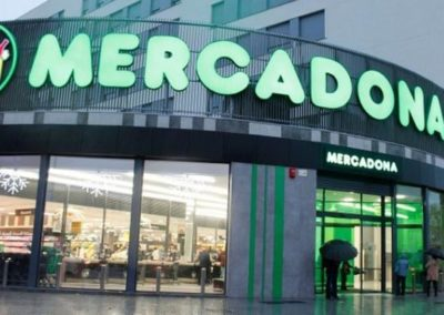Interprovider business group of Mercadona, S.A.