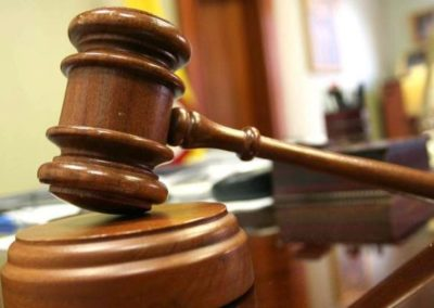 Lawsuit against a promoter