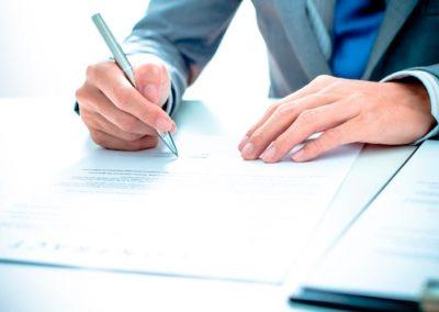 Acuerdo de refinanciación con hipoteca de máximo o hipoteca colgante.