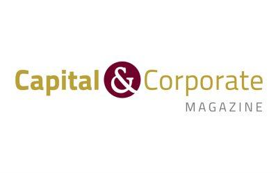 Entrevista de Juan Carlos Giménez-Salinas Framis en el número de diciembre de Capital & Corporate Magazine.